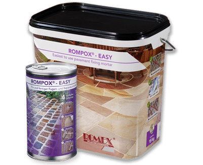 Rompox Easy Paving Mortar