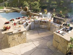 Outdoor Kitchen Appliances: Alfresco