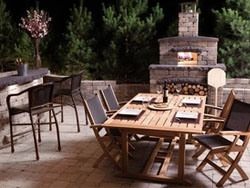 Outdoor Kitchen Appliances: Harvest Grove