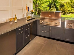 Outdoor Kitchen Appliances: Danver