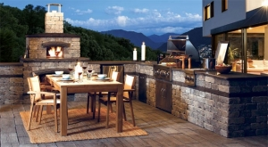 Gemstone Collections: Harvest Grove Outdoor Kitchen