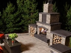 Fire and Water Features: Oasis Collection