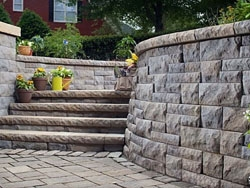 Galleries: Retaining Walls & Steps