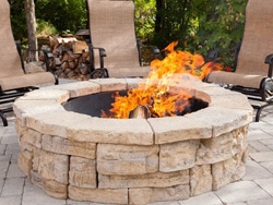 Fire and Water Features: Fire Bowls and Tables