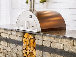Kitchen Kits: Quarry Stone Compact Pizza Oven