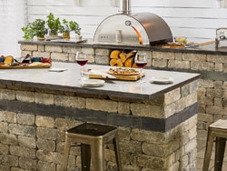 Kitchen Kits: Quarry Stone Bar Counter