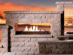 Fire and Water Features: Harmony Collection
