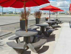 Outdoor Accessories: Classic Precast