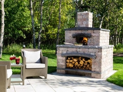 Kitchen Kits: Quarry Stone Pizza Oven